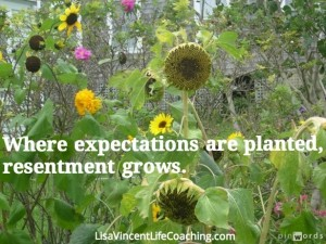 Expectations photo quote